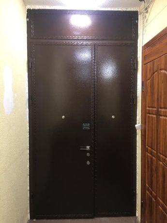 Металлические двери входные, тамбурные, подъездные. Доставка.Установка