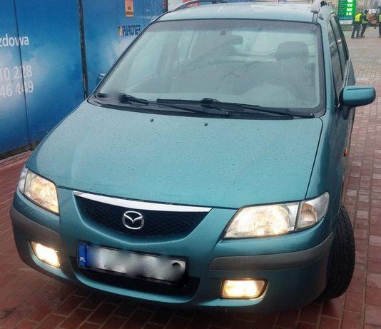 Mazda Premacy 1.8 pb klima hak alu felgi 1000 zł Proszę czytać opis