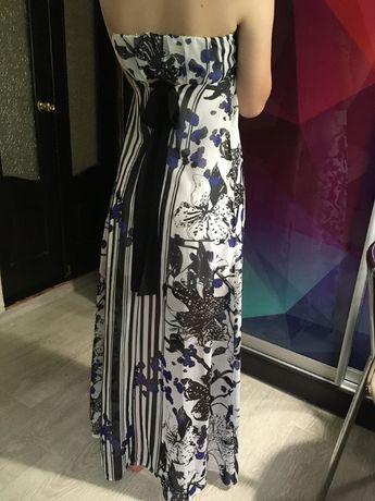 Платье вечернее.в пол.