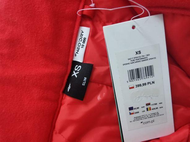 Spodnie narciarskie damskie 4F XS