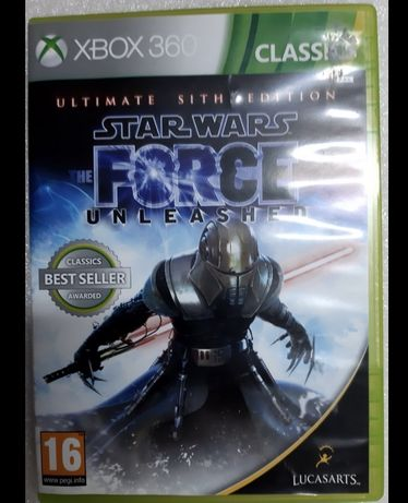 Star Wars Force na xbox 360