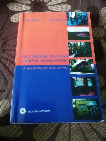 Organizacja i technika pracy w Hotelarstwie podręcznik