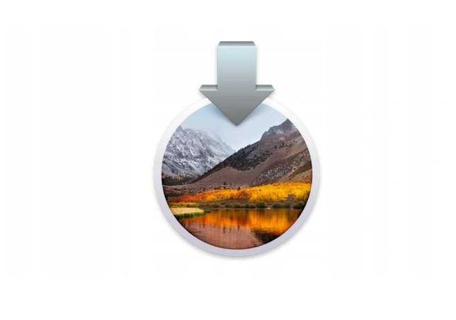 Mac OS X OSX High Sierra instalator USB Pendrive 10.13