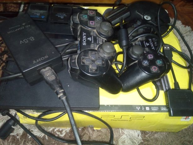 Sony play station 2, оригинал