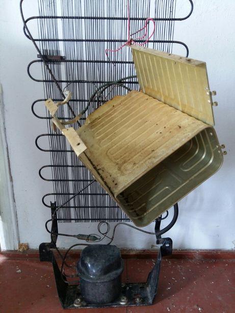 Холодильний агрегат до холодильника днепр 3, компресор з фреоном