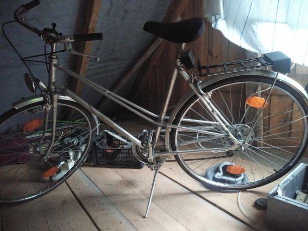 Rower Sprowadzony z Niemiec
