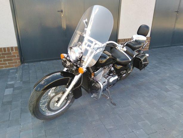 Honda shadow vt 750, zarejestrowana, bezwypadkowa