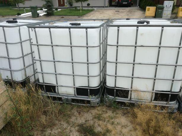 Zbiorniki bańki 1000 litrów