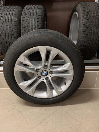 Komplet kół zimowych  BMW x3