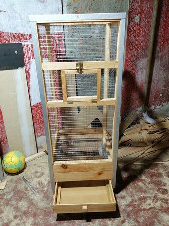 Gaiola viveiro aves