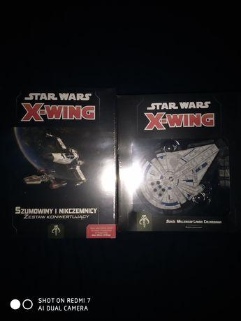 Star Wars X-wing zestaw szumowiny konwerter/sokół