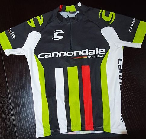 Equipamento completo Ciclismo/BTT Cannondale (jersey+bibshorts)