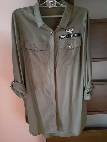 Koszula khaki XS S