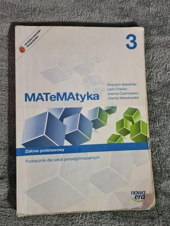 Matematyka 3. Zakres podstawowy