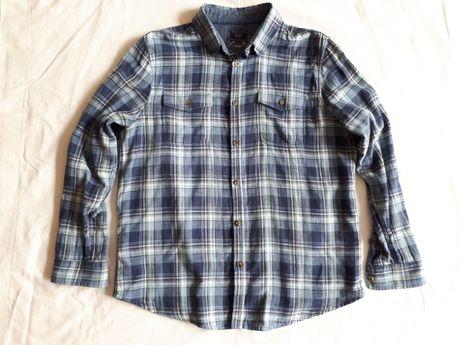 Рубашка мужская F&F размер XL