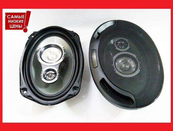 Автомобильная акустика колонкиPioneer 69426x9 овалы 1000W Динамики