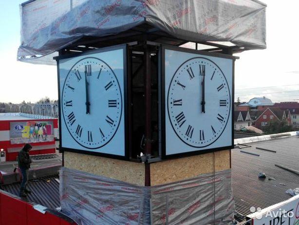 Продам уличные часы.