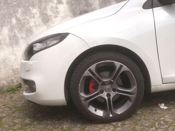 Jantes 18 Renault Megane