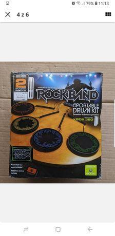 Rock Band, Guitar Hero XBox 360 i PC - perkusja mobilna Super
