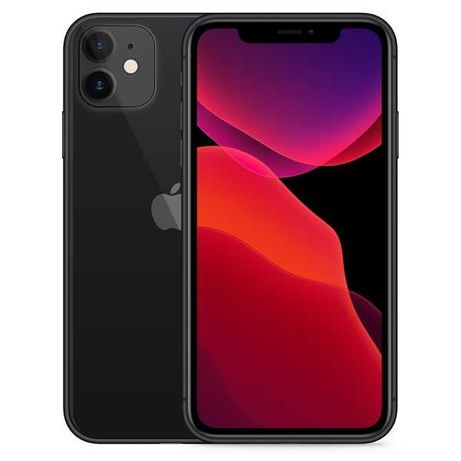 IPhone 11 64GB Black - Usado - LOJA