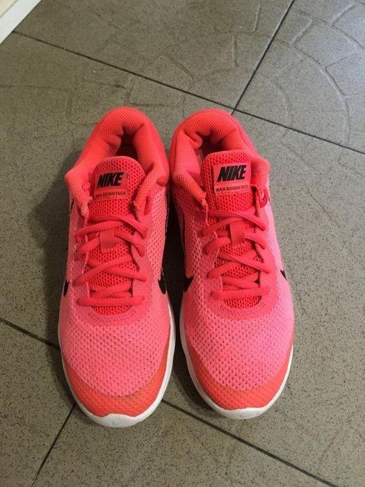 Рожеві кросівки в сітку nike max advantage Ровно - изображение 1