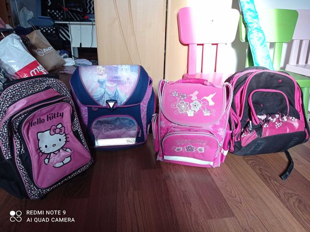 Oddam plecaki szkolne tornistry