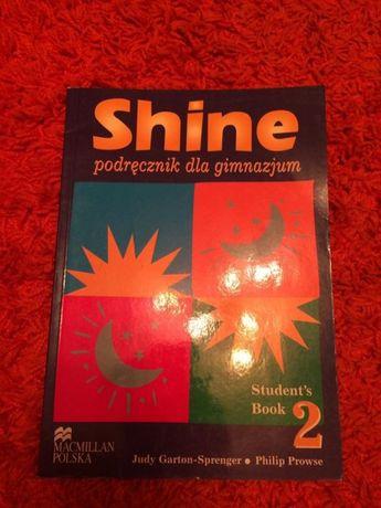 Shine 2-podręcznik do gimnazjum