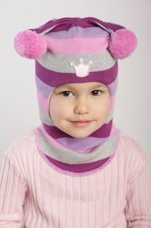 Демисезонные шапки шлемы Beezy. ОПТ и Розница