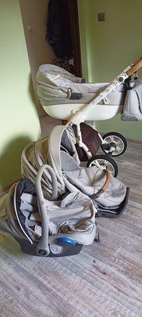 Wózek 3 w 1 Roan Bass Soft