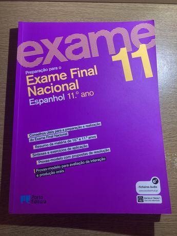 Exame Espanhol Porto Editora