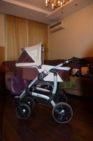 Детская коляска Bebetto vulcano 2 в 1