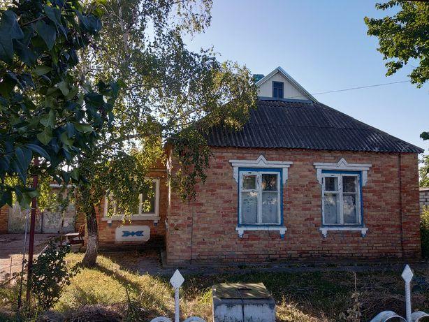 Продам дом недалеко от г.Запорожье (с.Мировое)