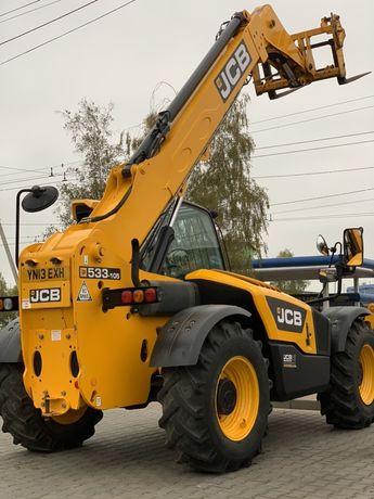 JCB 533-105 ,535-95,535-125 loadall 2015 manitou 1030