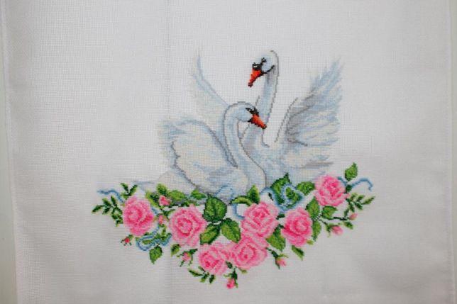 Весільний (свадебный) рушник, крестиком, ручная работа