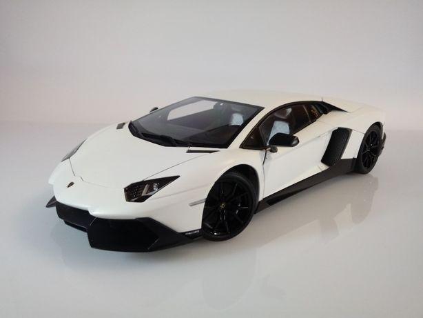 Model 1/18 Autoart Lamborghini Aventador LP 720-4 Anniversario kolekcj