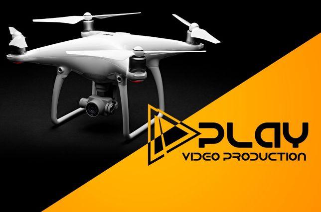 Play Video Production | Аэросъемка | Онлайн трансляции | Видеосъемка