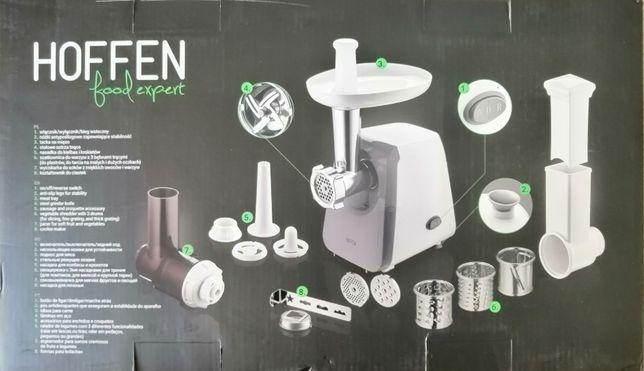 Maszynka do mielenia mięsa szatkownica 5w1 Hoffen
