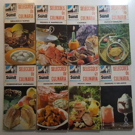 6 livros de culinária Sunil