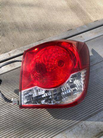 lampa prawy tył chevrolet cruze sedan