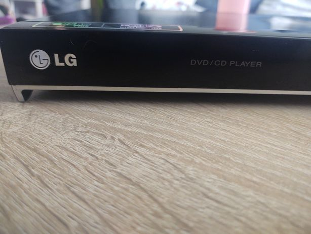 DVD LG z pilotem