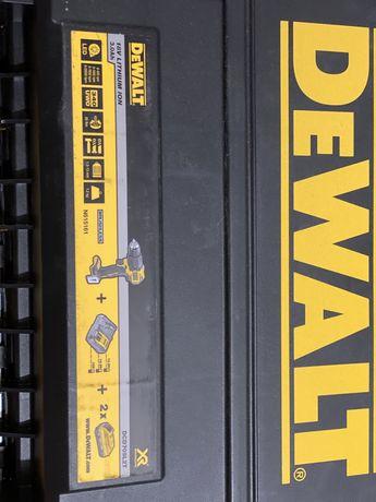 Nowa wkretarka DeWALT 18v 3.0ah