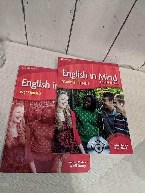 Книги по английскому языку ENGLISH IN MIND 2