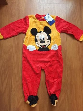 Babygrow Mickey 18 meses