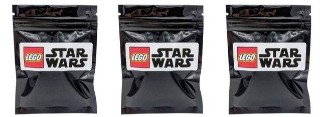 LEGO Star Wars mistery pack 3 saszetki