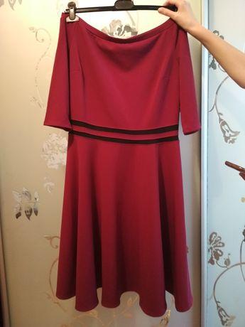 Платье 1+1 красивые