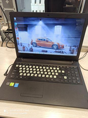 Игровой ультрабук Lenovo (i5-5200U/4Gb/1Tb/GeForce 920M 2Gb)
