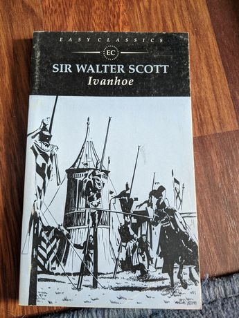 Easy classics sir Walter Scott Ivanhoe