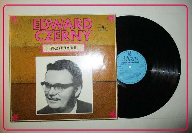 """""""Edward Czerny przypomina""""- płyta winylowa, 1972"""