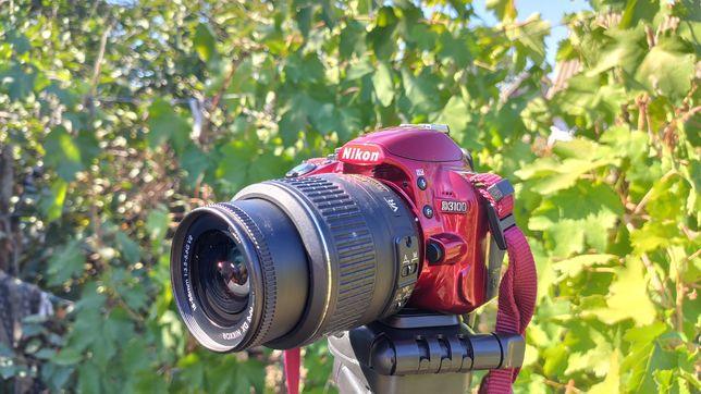 Nikon D3100+Сумка+SD Карта,Фотоаппарат,не D3000,D5000,Canon,Sony