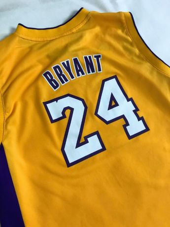 Koszulka Adidas LA Lakers Kobe Bryant 24 NBA